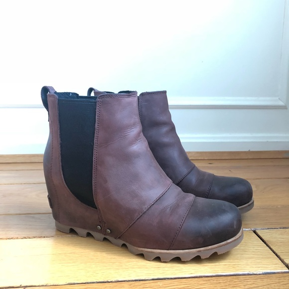 Sorel Lea Wedge Boot 3f1070acc03b